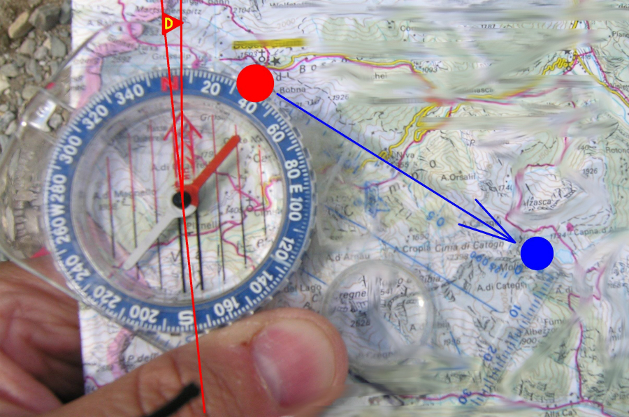 When GPS And Electronics Fail Youll Need A Compass And A Map To - Us map compass