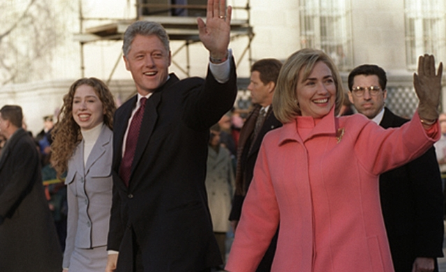 Image: Clintons tried to hide foreign donations to their foundation using an obscure NY charity board