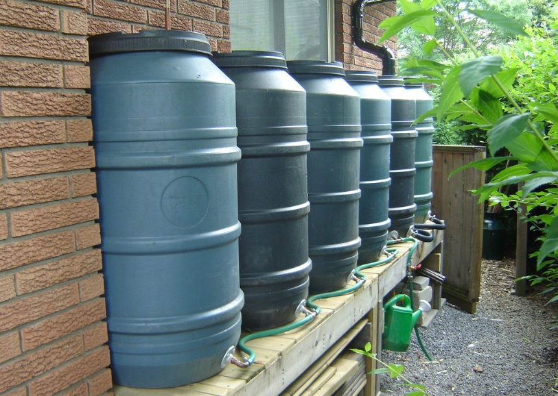 Could rainwater collection save the residents of Flint, Michigan?
