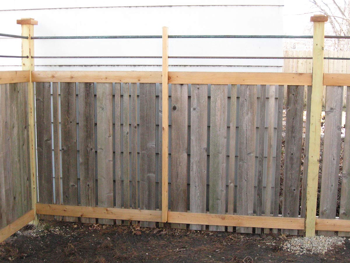 Reclaimed wood projects for your home and land