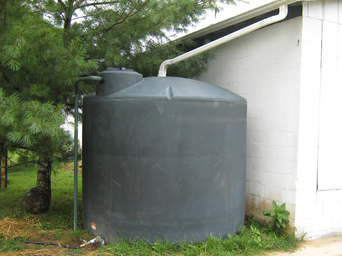 Government Says No To Self Reliant Citizens Rainwater