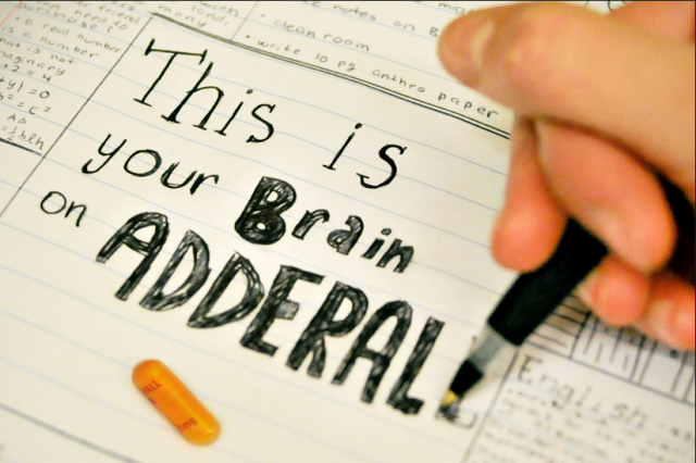Long-Term Effects of Heavy Adderall Use
