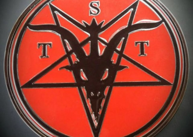 Satanism is on the rise… and it's getting political
