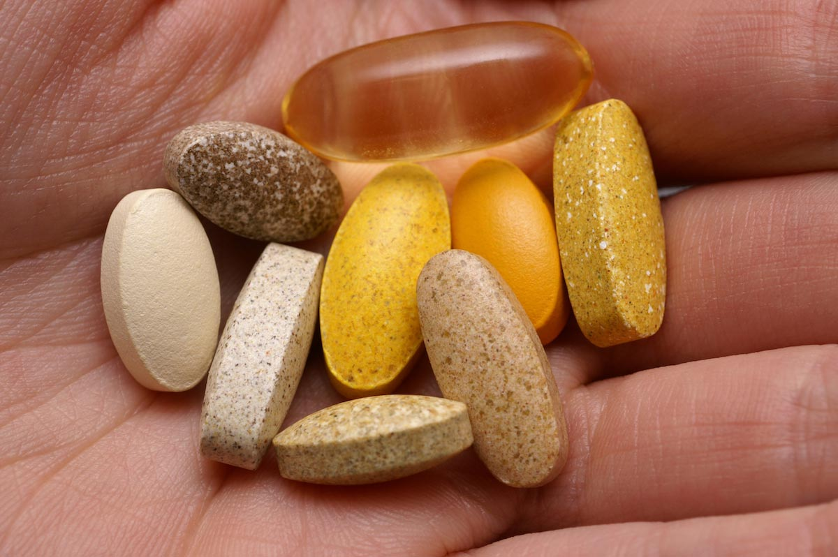 Image: The 10 worst toxins in vitamins, supplements and health foods