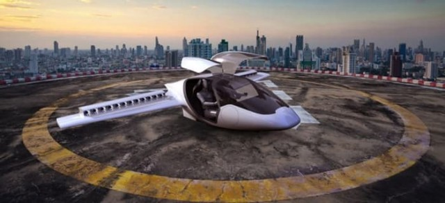 Image: New private jet runs on electricity, takes off vertically and only requires a sport pilot license