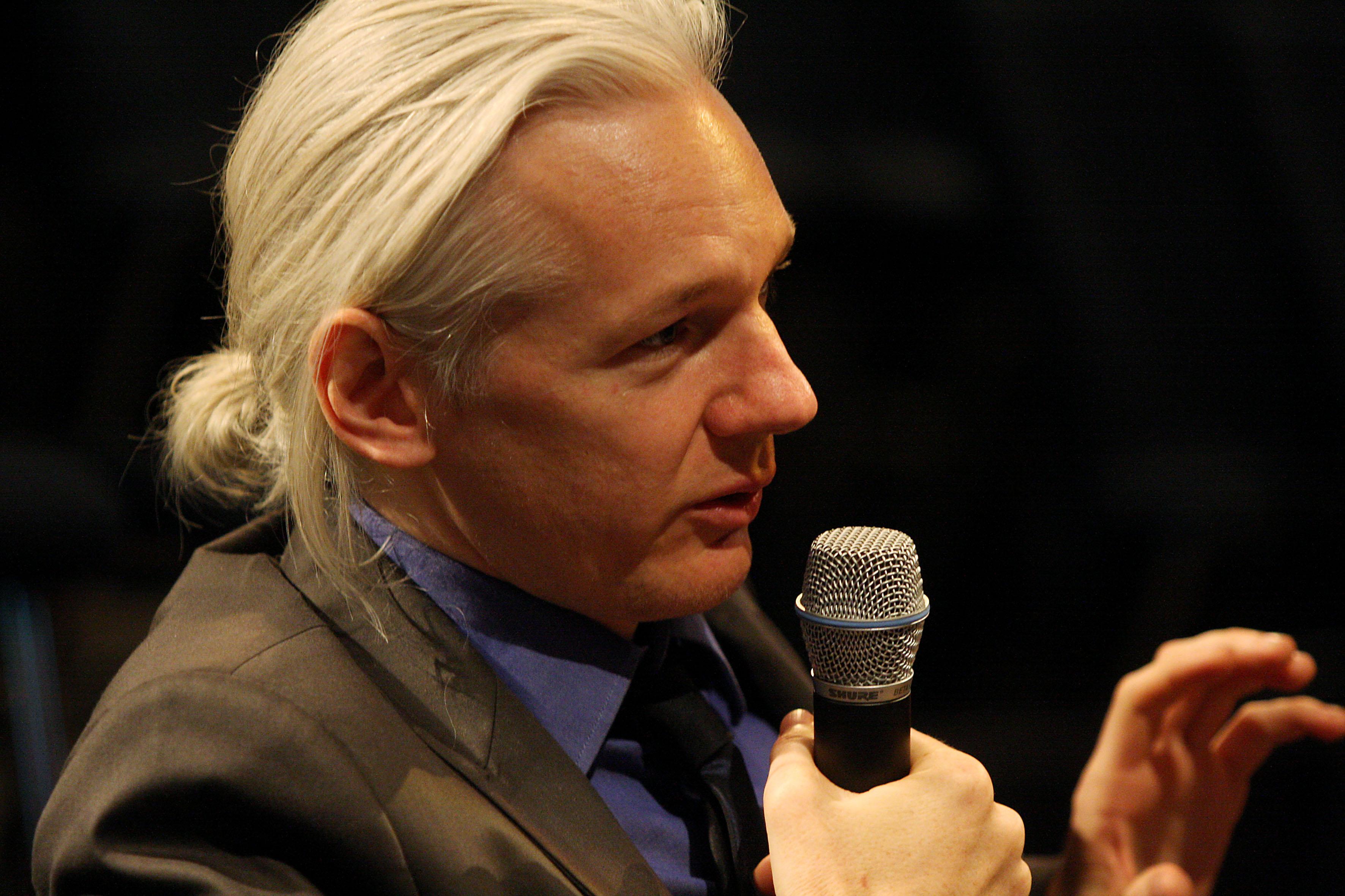 julian assange - HD3543×2362