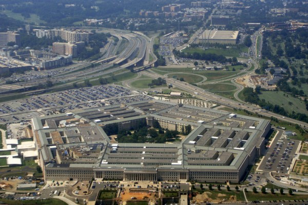 Flashback: Pentagon caught in massive child porn cover up