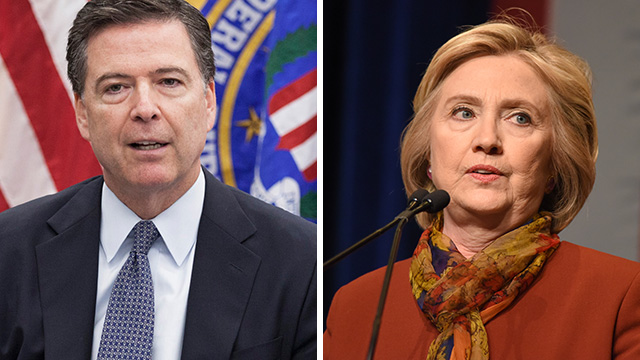 If the Trump administration DOESN'T indict Hillary Clinton, James Comey, then the rule of law in America is DEAD