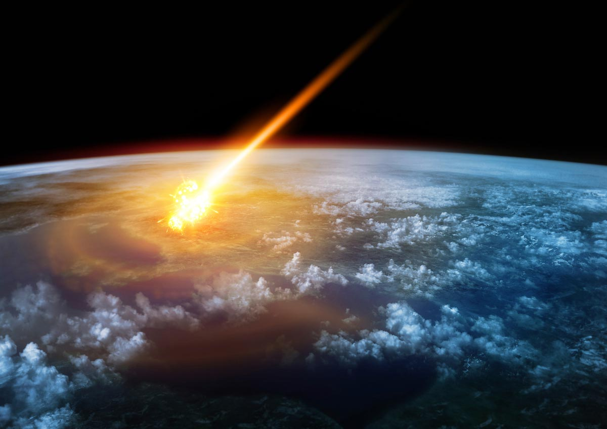 NASA confirms that planet Nibiru is falling towards Earth