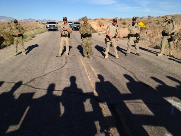 Image: Activists call to end the criminally run Bureau of Land Management