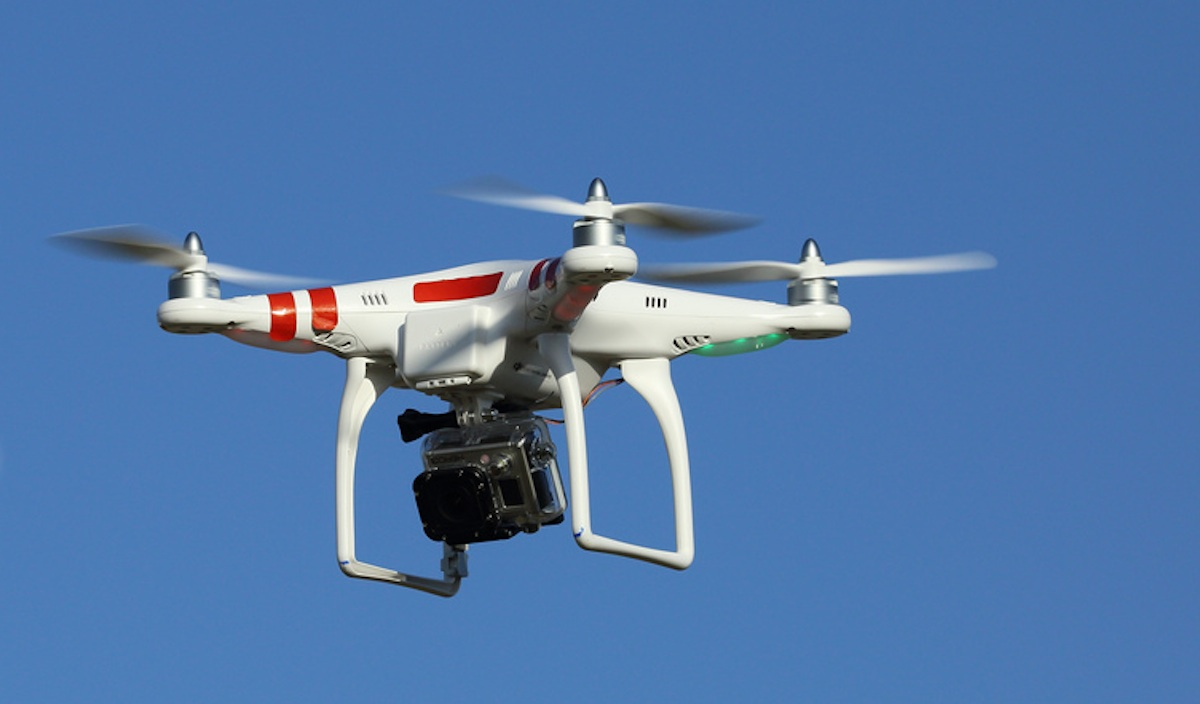 Image: Medical drones may soon serve as new immediate emergency response