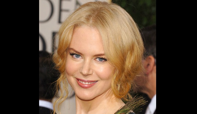 Image: Nicole Kidman: It's time to accept, support Trump