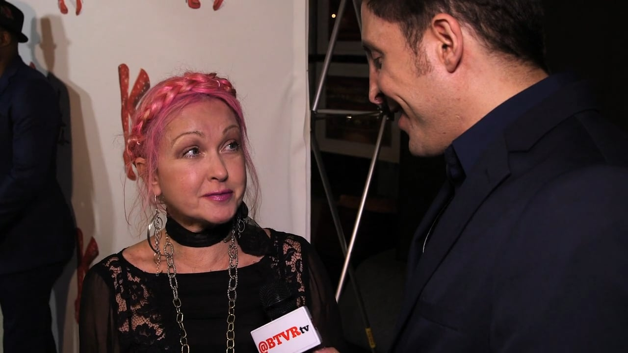 Image: Cyndi Lauper on Madonna's women's march comments: They 'didn't serve a purpose'