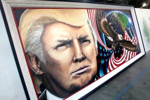 Donald Trump Art