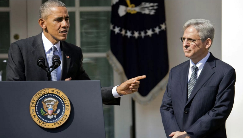 Image: Will Obama risk losing a Supreme Court appointee to his petulance and arrogance?