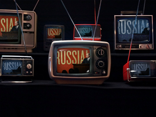 Image: C-SPAN coverage mysteriously overtaken by Russia state television