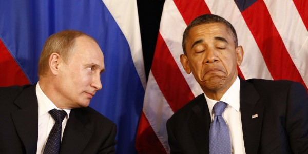 Image: Did President Obama try to start a war with Russia before January 20?