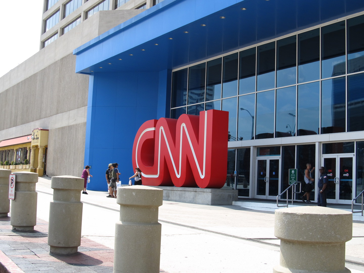 "Image: CNN kicked out of Venezuela after being accused of spreading ""fake news"" … does it get any funnier?"