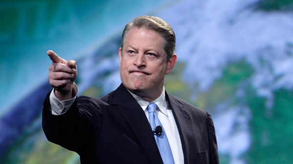 Al Gore is a genocidal depopulation cultist who won't stop until all humanity is destroyed, warns new science video