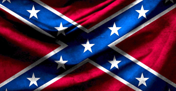 Image: On video: Confederate flag rugs trigger Portland woman into hysterics