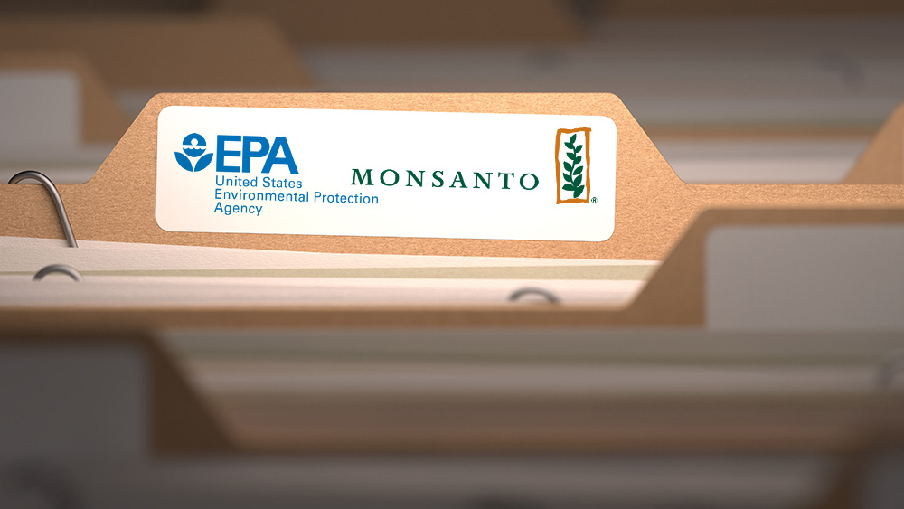 Image: Wikileaks-style document dump reveals deep EPA collusion with Monsanto to conceal dangers of glyphosate herbicide (deposition of Jess Rowland)