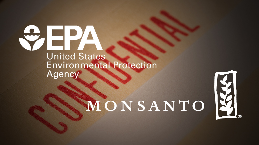 President Trump needs to immediately order financial audits of all EPA scientists to find out who's being bribed by Monsanto, the pesticide industry