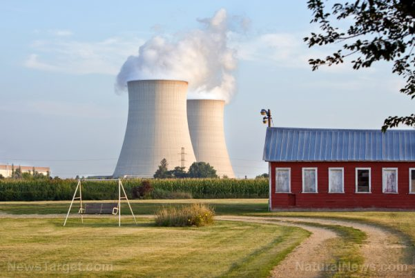Nuclear Power Plant Map Reveals How Griddown Scenario Would - Map of nuclear plants in us 2017