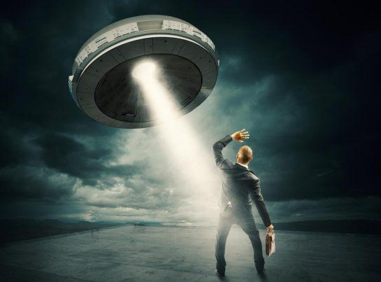 Aerospace Company Founder Says Extraterrestrials Are