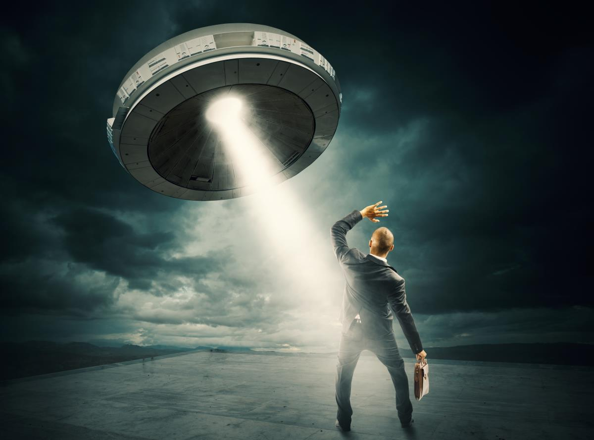 "Top UFO scientist warns aliens are ""here and will quarantine us"""