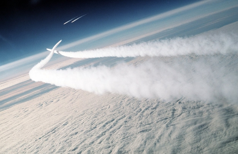 Weather modification programs have been run by the US government since 1953