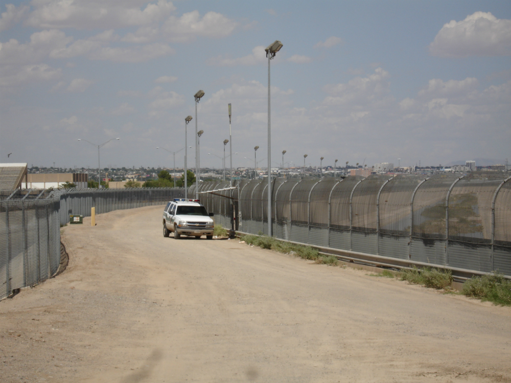 Image: The dirty little secret about border walls and secure fences: They WORK
