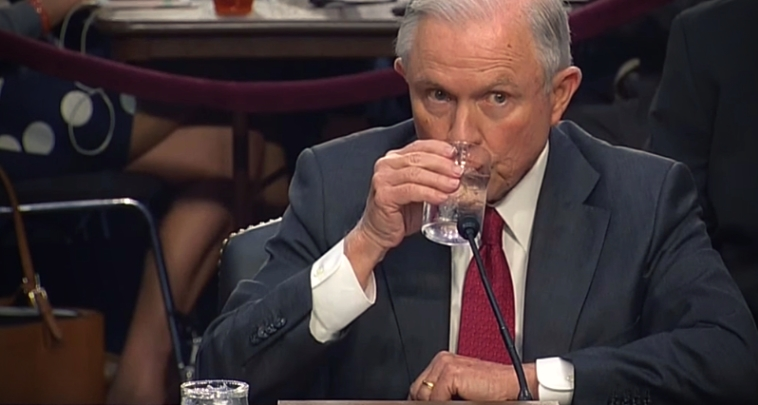 """Image: Jeff Sessions just put a stop to Obama's """"slush fund"""" racket that forced corporations to pay tens of millions of dollars to liberal non-profits"""