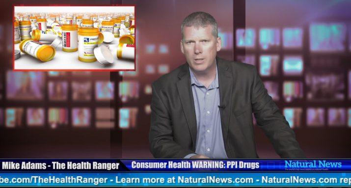 Natural proton pump inhibitors