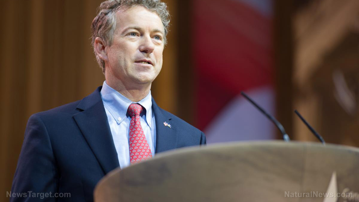 "Man who attacked Rand Paul and broke five of his ribs was an ""avowed socialist"" medical doctor"