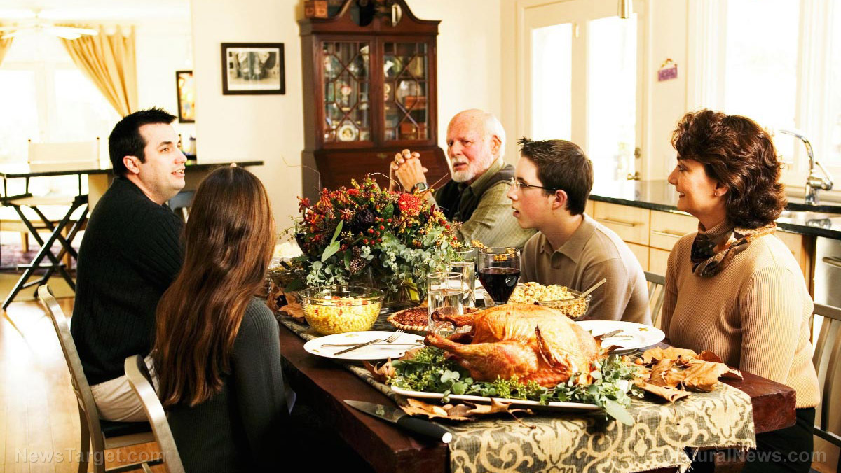 10 highly intelligent questions to ask your relatives this Thanksgiving… (or not)