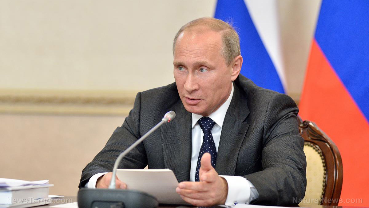Putin warns: AI will be the ultimate weapon for world domination… (and Google is working on it)