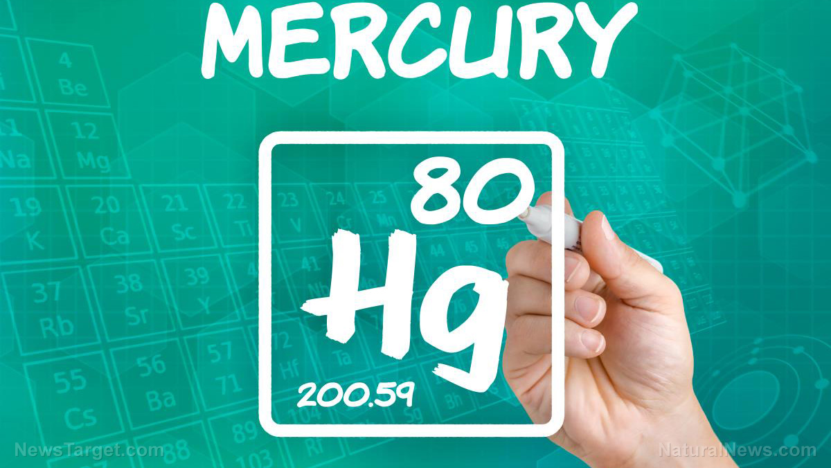 Irrefutable, undeniable proof that mercury is still used in vaccines injected into children