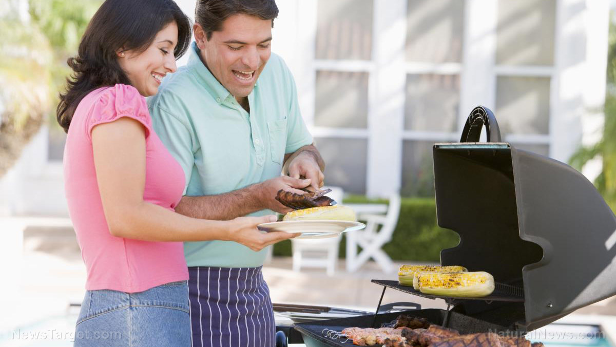 Tips for grilling with lower cancer risk