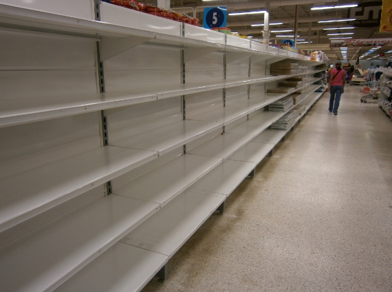 Cannibalism next? Socialism's collapse of Venezuela now leading to citizens looting human corpses for anything that can be traded for food