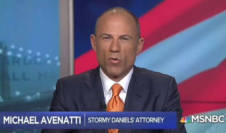 Porn lawyer Michael Avenatti indicted by Feds on multiple counts of fraud, could serve 300-plus years in prison