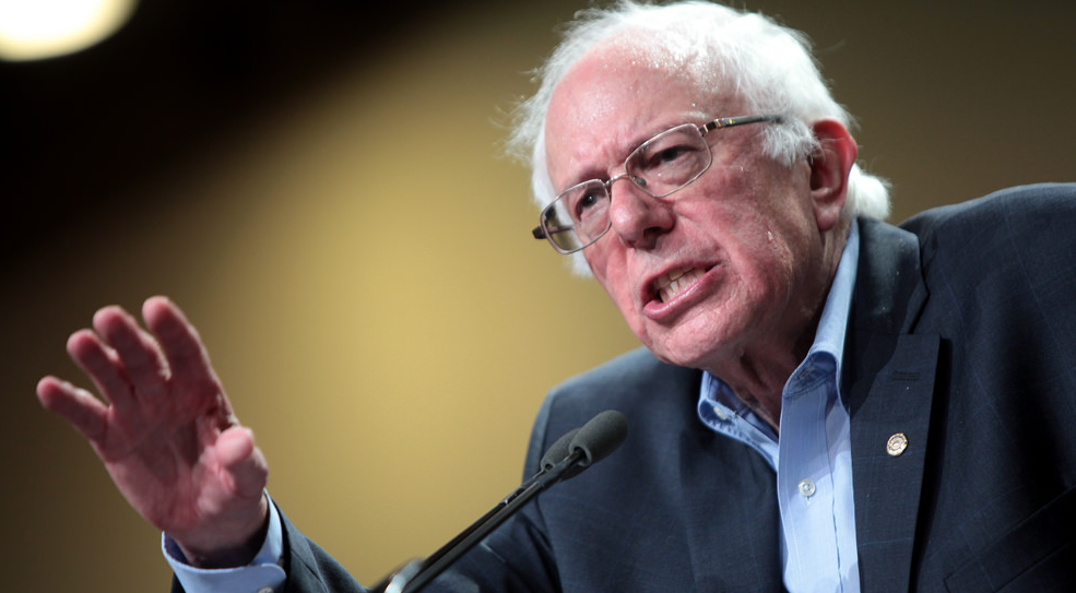 WALSH: Bernie Sanders wants to exterminate the surplus human population. But why isn't he in the surplus?