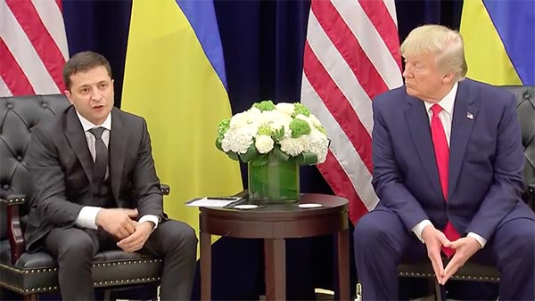 Ukrainian government planned in February to RE-open probe into corrupt gas company that paid both Bidens