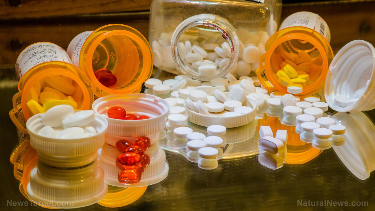 "VIDEO: America collapses into a pharma state; just like a ""narco state"" but run by prescription drug cartels"