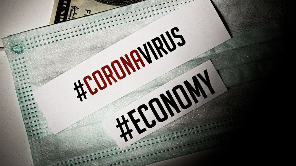 Economist says we can't let coronavirus kill the economy, urges placing Wall Street profits above human lives