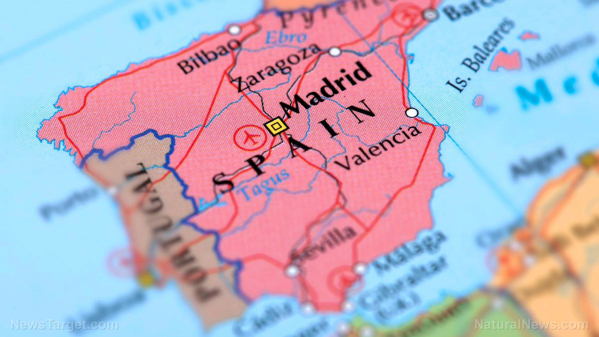 Coronavirus deaths in Spain surge 30% in a single day