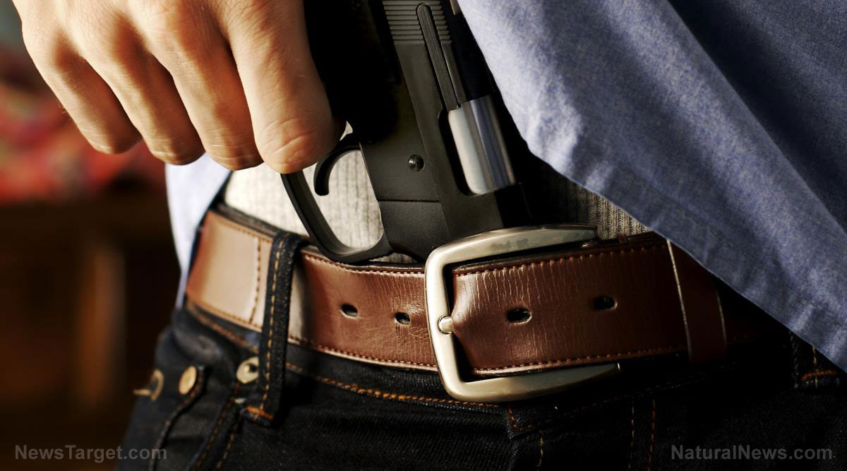 Self-defense 101: Concealed carry tips for newbie preppers