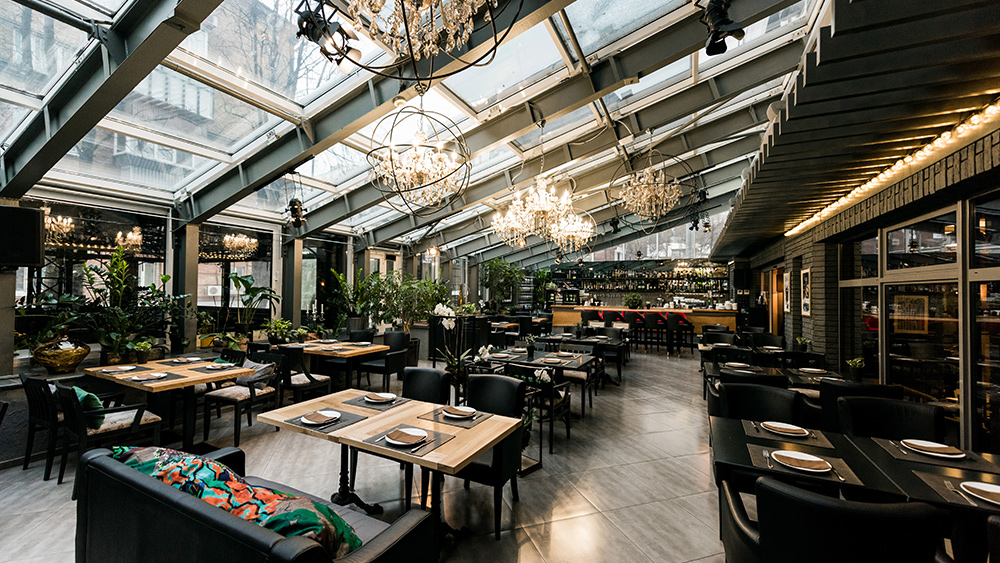 Restaurants still struggling in areas where restrictions have been lifted as many patrons still voluntarily staying home