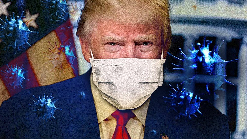 After months of rejecting masks and watching infections spread, Trump finally orders all White House officials and visitors to wear masks