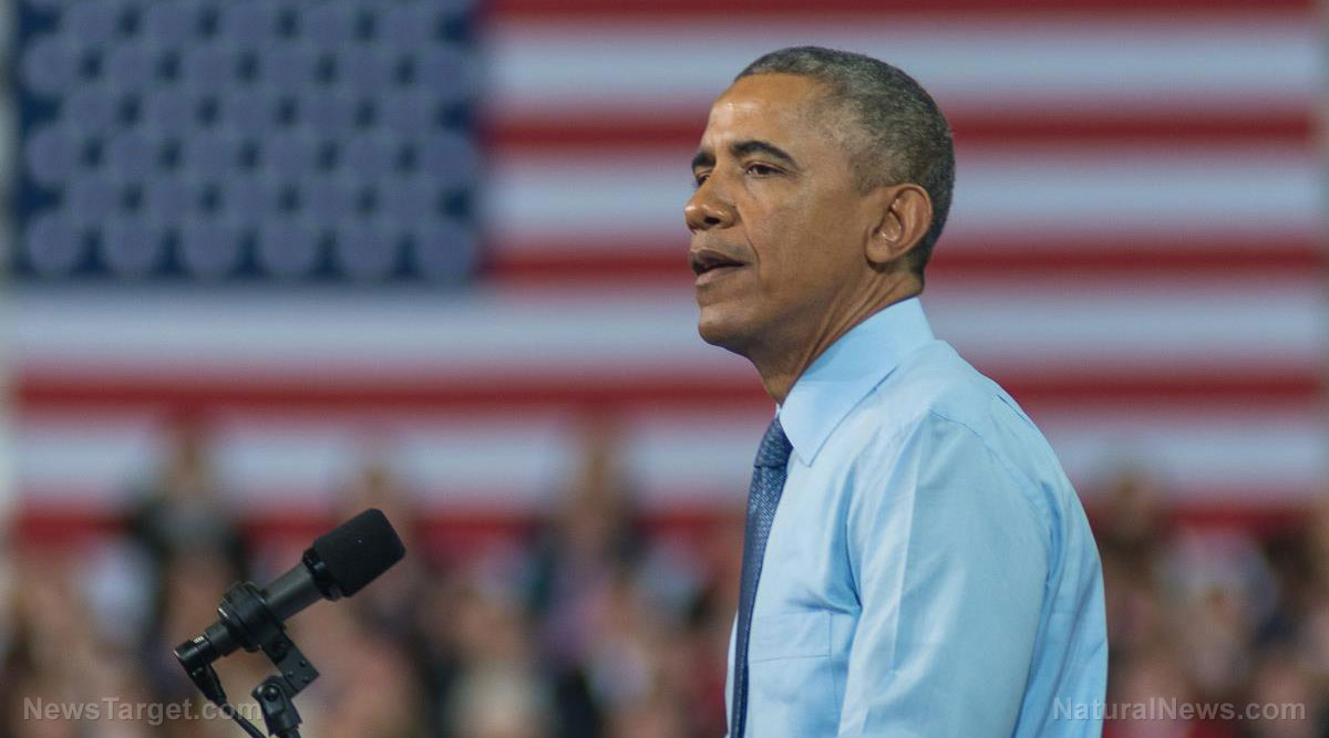 Why is Obama panicking now? – The importance of understanding political surveillance in the era of President Obama…