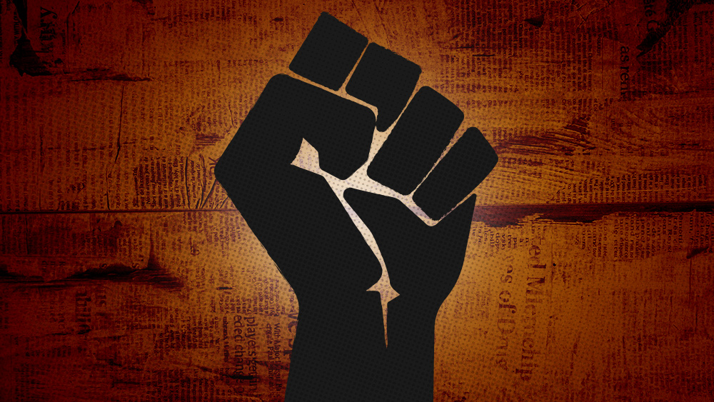 Black Lives Matter es un CULT completo, y sus partidarios son fanáticos sin sentido.